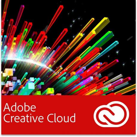 Adobe Creative Cloud 2018 MULTI PL Win/Mac - Subskrypcja (12 m-ce)