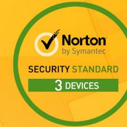 Norton Security 2018 Standard 1 Użytkownik, 3 Urządzenia Odnowienie