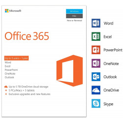 Microsoft Office Business 5Pc