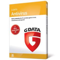 G Data AntiVirus 2019 2PC/1rok