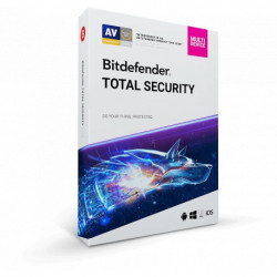 Bitdefender Total Security Multi-Device 10PC/3Lata