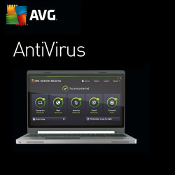 AVG Antivirus PL 2018 3 PC/ 1 ROK