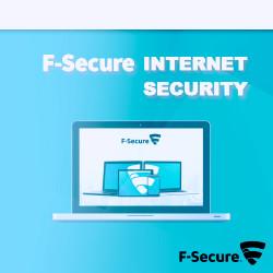 F-Secure Internet Security 3PC/2Lata