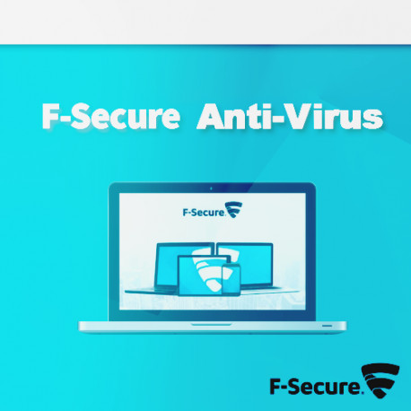 F-Secure Anti-Virus 3PC/1rok