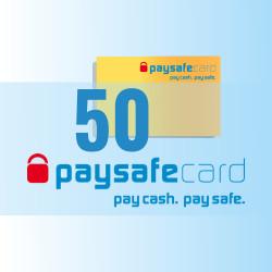 PaySafeCard 50 zł PSC