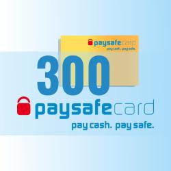PaySafeCard 300 zł ( 200 + 100 ) PSC