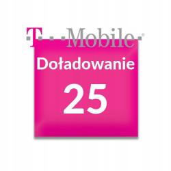 Doładowanie T-Mobile 25 zł