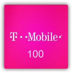 Doładowanie T-Mobile 100 zł