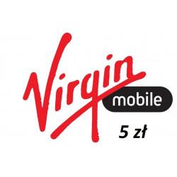 Doładowanie Virgin Mobile 5 zł