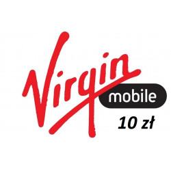 Doładowanie Virgin Mobile 10 zł